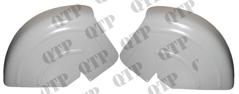 Mudguard Nuffield 10/60 - PAIR